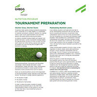 Tournament Prep Program